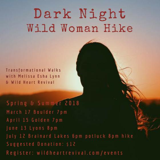 Dark Night Hike